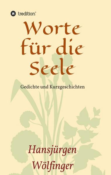 Book Cover: Worte für die Seele
