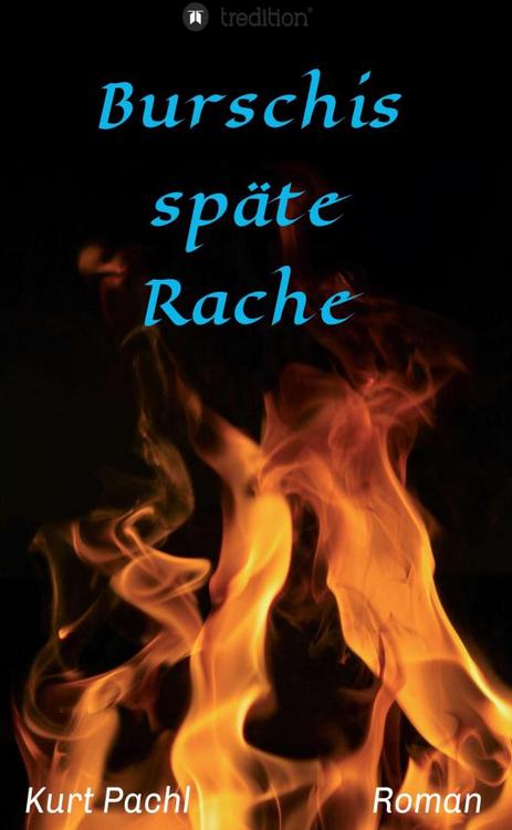 Book Cover: Burschis späte Rache