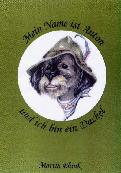 Book Cover: Mein Name ist Anton