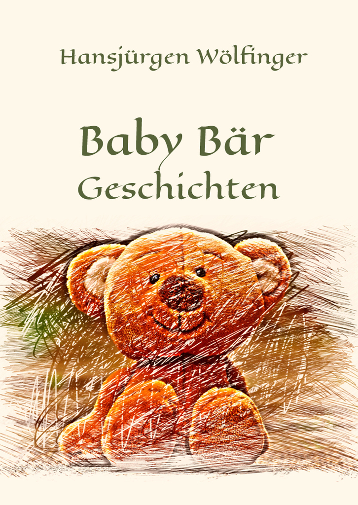 Book Cover: Baby Bär Geschichten (E-Book)