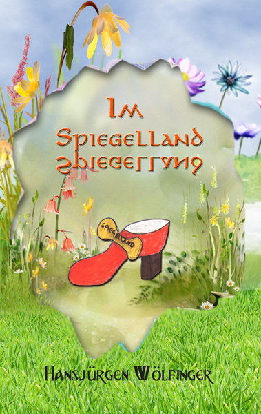 Book Cover: Im Spiegelland (Hardcover)